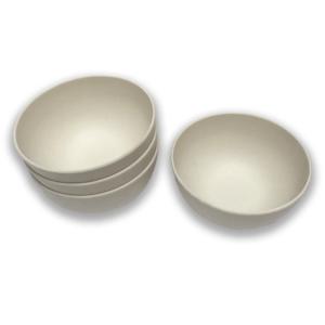 Bowl Blanco de Bambú