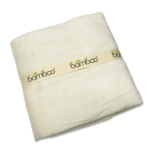 Toalla de bambú-Crema
