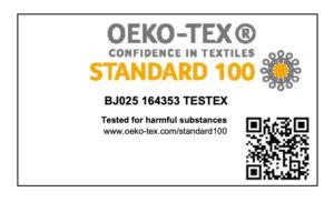 Certificado OEKO-TEX®
