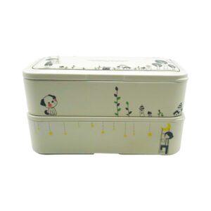 Lunch Box de Bambú