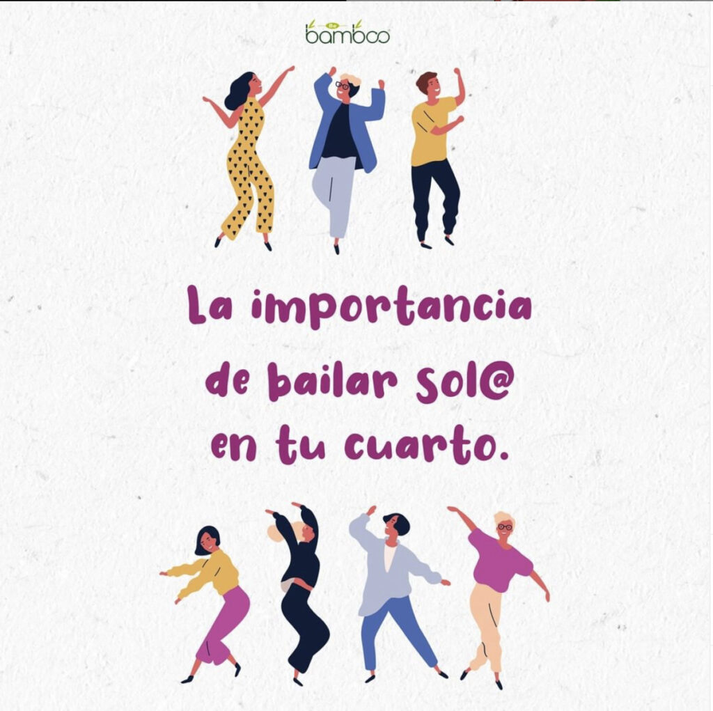 Bailar en tu cuarto