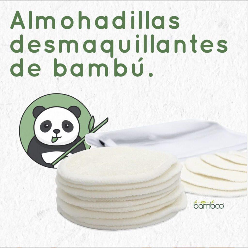 Almohadillas de bambú